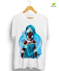 Camiseta - Yemanjá, magia das águas