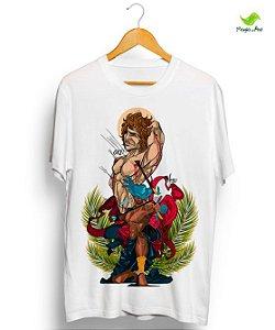 Camiseta - Oxóssi sincretizado