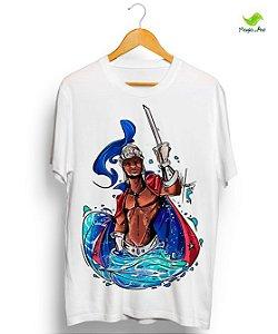 Camiseta - Ogum Beira Mar