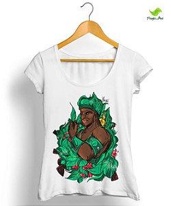 Camiseta - Ossaim, o senhor das folhas