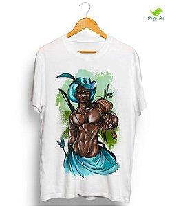 Camiseta - Oxóssi, rei de Ketu