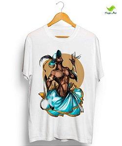 Camiseta - Príncipe das águas doces, Logun Edé