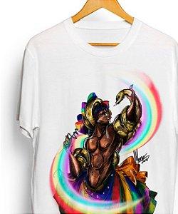 Camisetas - Oxumaré, - senhor da eternidade