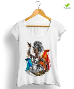 Camiseta - Iansã Igbale - A senhora dos Eguns
