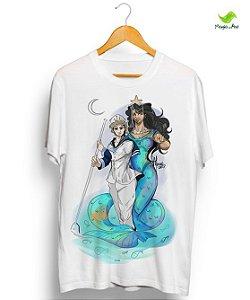 Camiseta - Marinheiro e Yemanjá