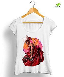 Camiseta - Oyá Iansã em Fúria