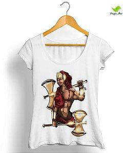Camiseta - Xangô, o rei de Oyó