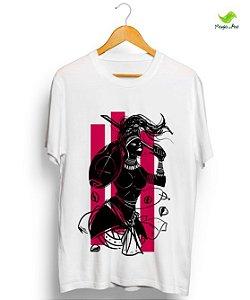 Camiseta - Orixá OBÁ, coleção Orixás raíz