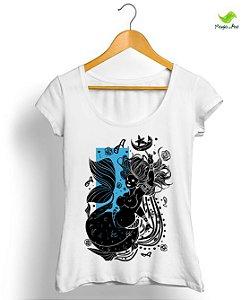 Camiseta - Orixá Yemonjá, coleção Orixás raíz