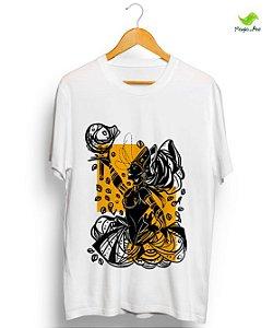 Camiseta - Orixá OXUM, coleção Orixás raíz