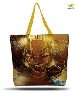 Bolsa de ombro - Oxum, a rainha de Ijexá