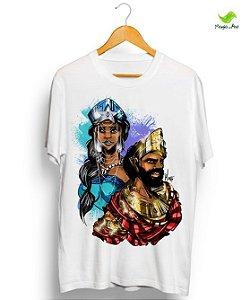 Camisetas Xangô e Yemanjá 2020