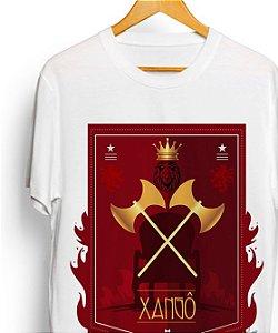 Camiseta - Brasão de Xangô, o rei