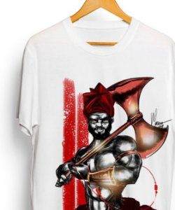 Camisetas - Xangô, o rei 2020