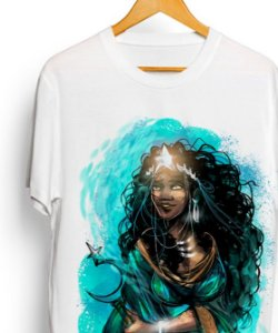 Camisetas - Yemonjá, rainha dos oceanos