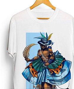 Camiseta - Oxóssi, o rei de Ketu