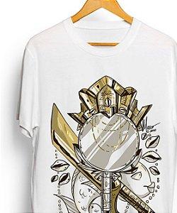 Camiseta de algodão - Ferramentas de Oxum vintage