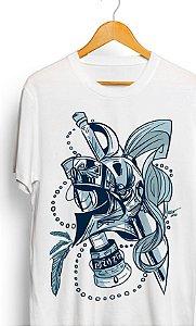 Camiseta de algodão - Ferramentas de Oxaguiã Vintage