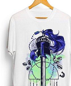 Camiseta de algodão - Ferramentas de Ogum Vintage