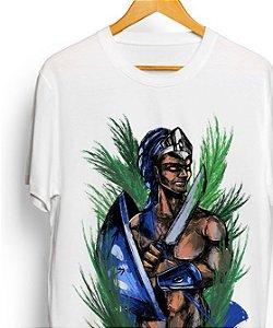 Camiseta - Ogum Mariwó