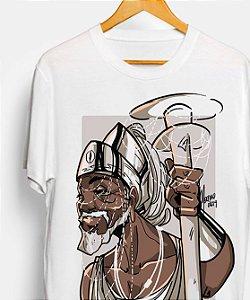 Camiseta - Oxalá minimalista