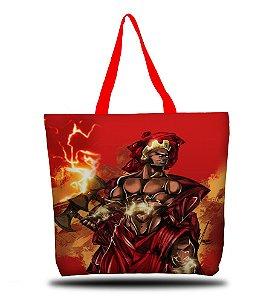 Bolsa de ombro - Xangô, o rei dos reis