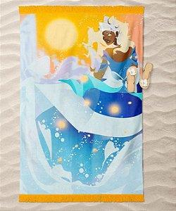Canga de praia - Orixá Ajé, a deusa da fortuna