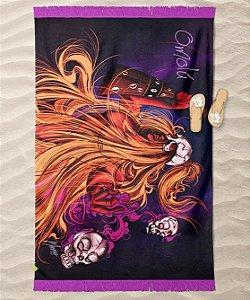 Canga de praia - Omolú, o senhor dos espíritos