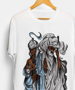 Camiseta - Oxaguiã e Oxalufã