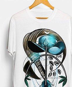 Camiseta - Ferramentas de Oxóssi, o caçador