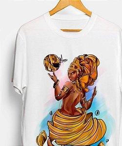 Camiseta - Oxum, rainha divina