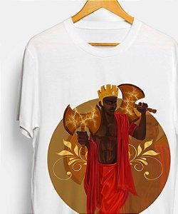 Camiseta - Xangô, o vencedor