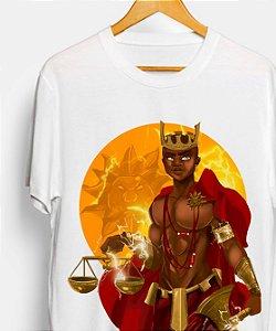 Camiseta - Xangô, o rei soberano