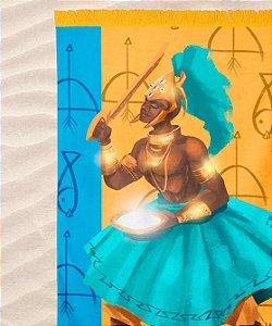 Canga de praia - Logunedé, príncipe e rei