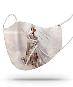Máscara de proteção em pano -  Oxalá, o senhor da criação