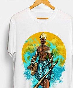 Camiseta - O Explendor de Logun edé