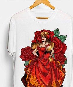 Camiseta - Pombagira é mulher