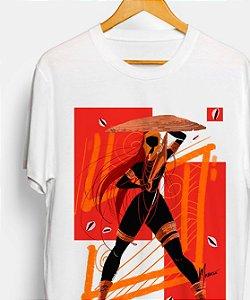 Camiseta - Obá, coleção tribal