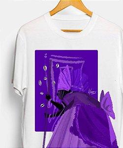 Camiseta - Orixá Nanã, coleção tribal