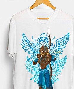 Camiseta - Oxóssi, o caçador encantado