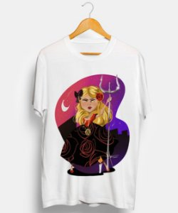 Camiseta - Pombagira menina estilo toy