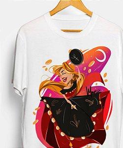Camiseta - Pombagira cigana estilo toy