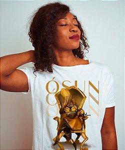 Camiseta - Oxum Deluxe, rainha