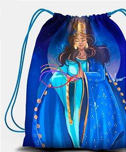 Sacola com cordões -  Santa Sara Kali, rainha dos ciganos
