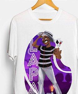 Camiseta - Malandro da lapa