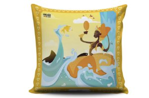 Almofada personalizada - Oxum