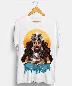 Camiseta - Yemanjá, olhar de rainha