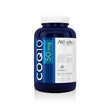 COQ10 50mg - Atlhetica clinical series