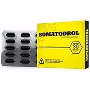 Somatodrol Cápsulas - Iridium Labs