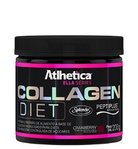 Colágeno Collagen DIET - Atlhetica